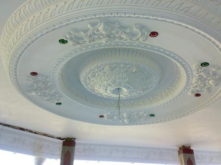 عکس گچبری مدرن سقف